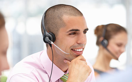 Professional Staff - Tele Call